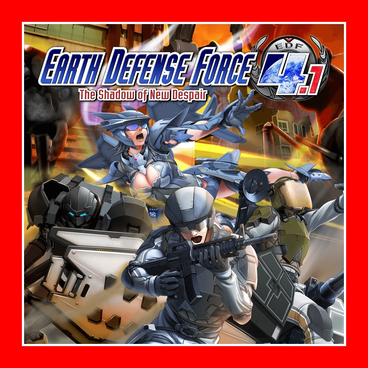 Buy Now Earth Defense Force 4 1 The Shadow Of New Despair