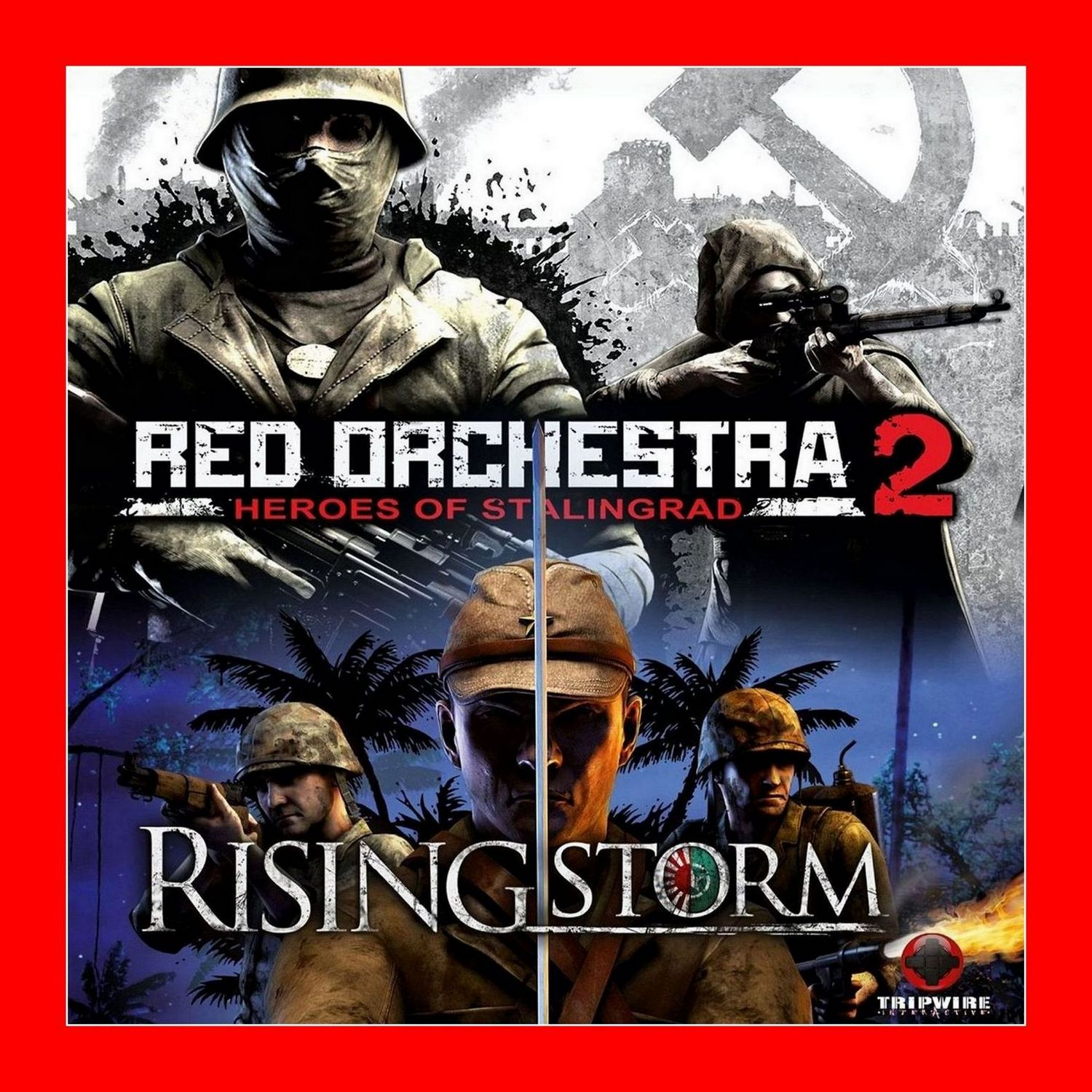 Red Orchestra 2 + Rising Storm GOTY | STEAM KEY GLOBAL