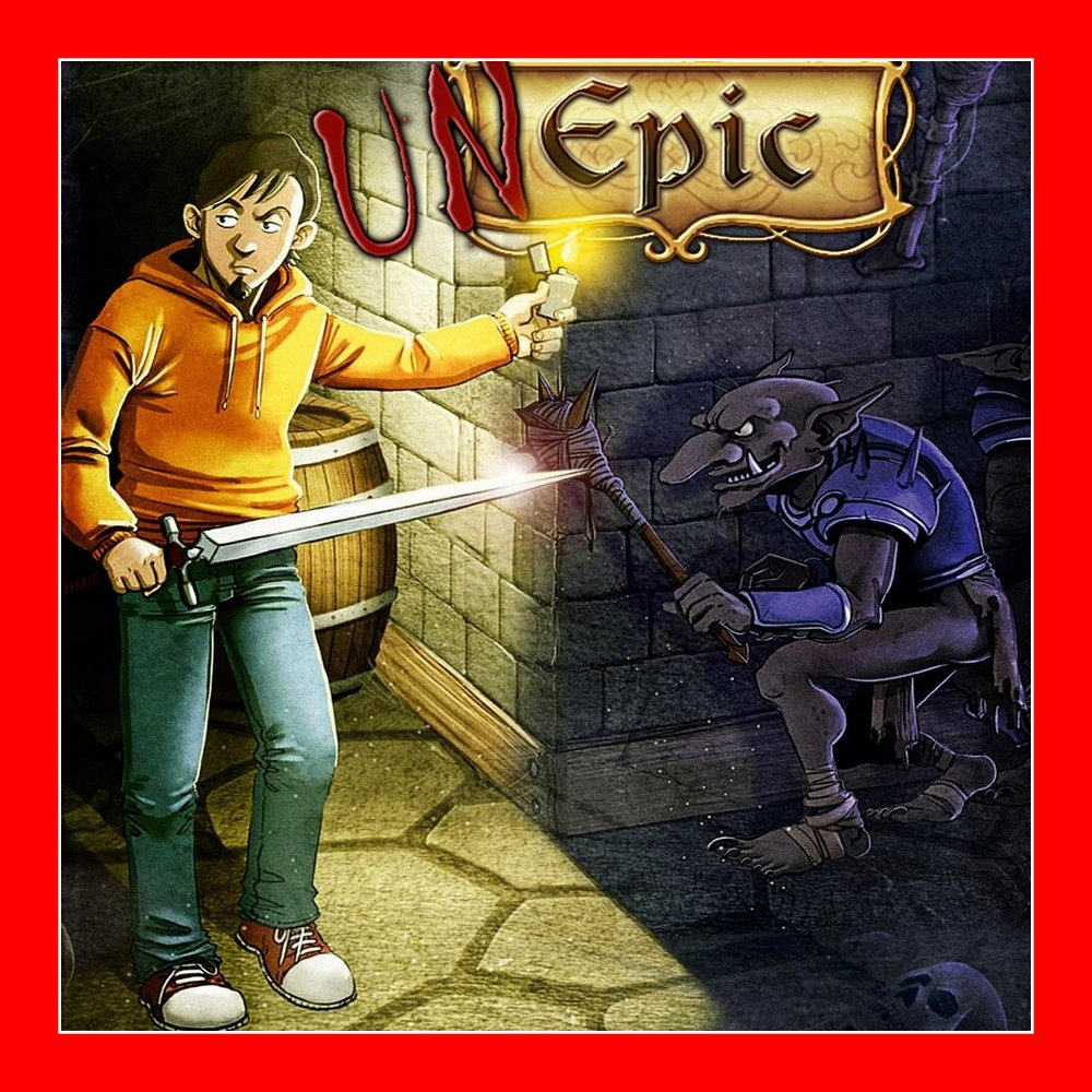 UnEpic ( GLOBAL / STEAM KEY )