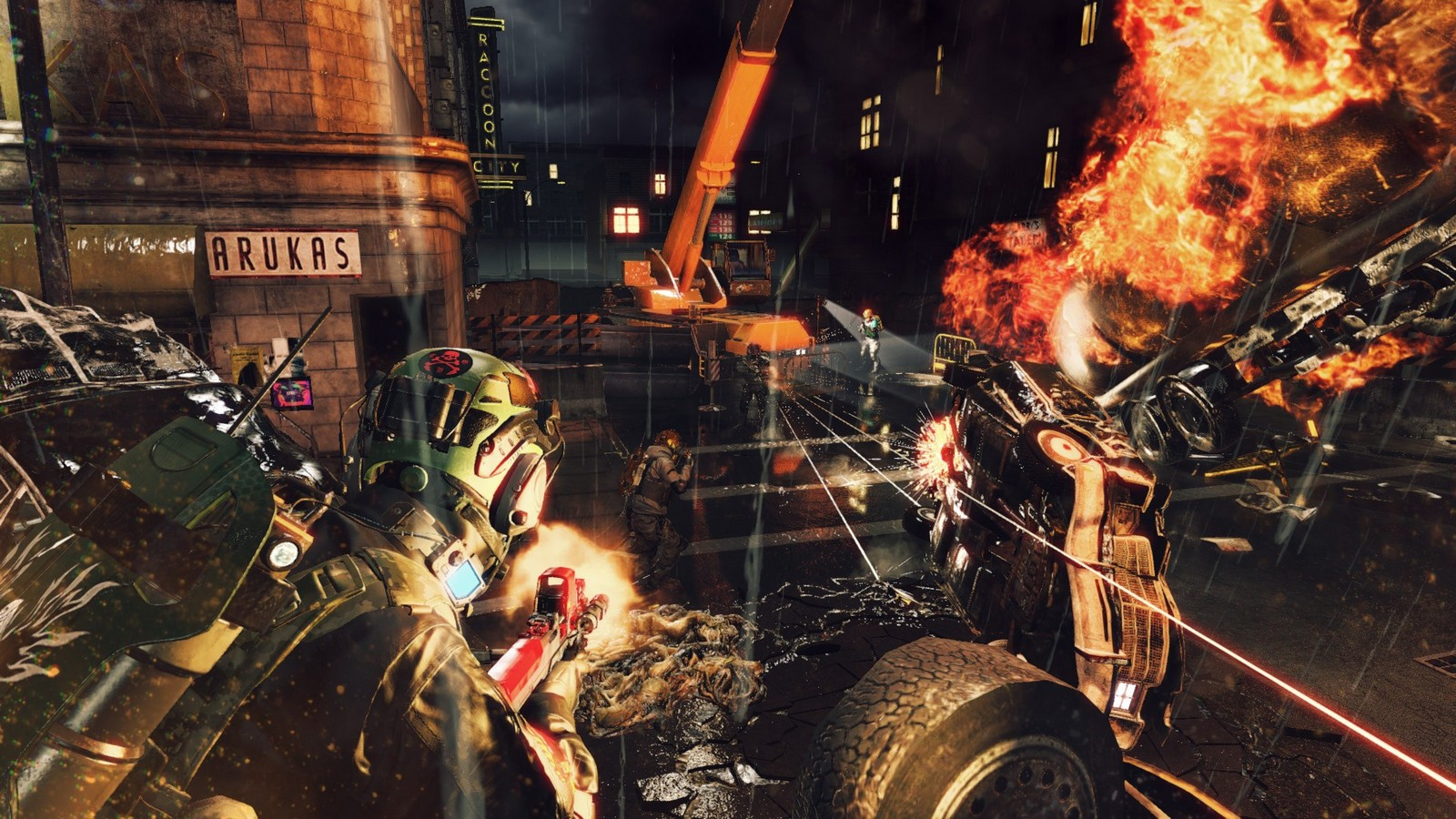 Umbrella Corps Deluxe Edition | STEAM RU + CIS + BR +IN