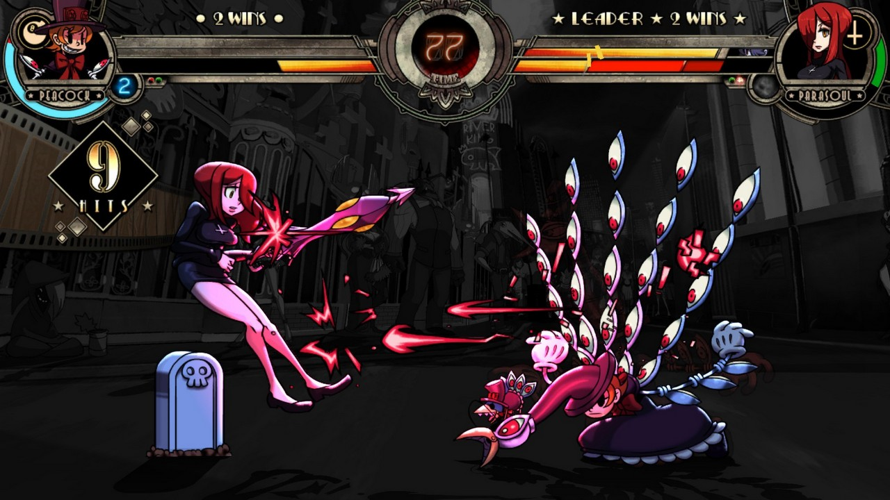Skullgirls + Skullgirls 2nd Encore Upgrade DLC | GLOBAL