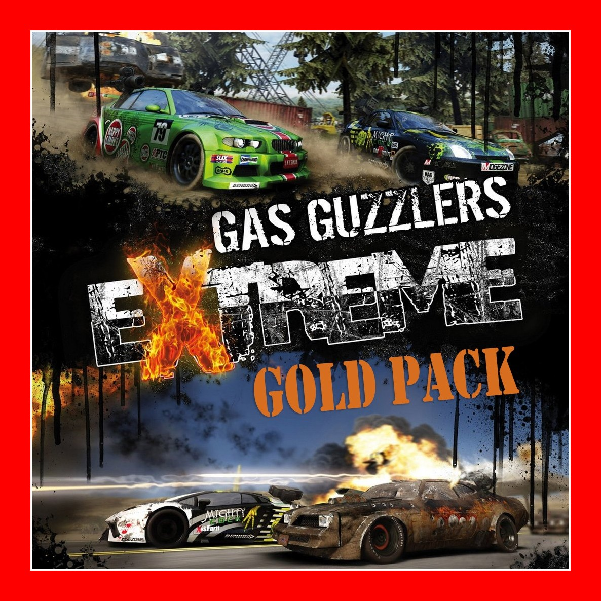 Gas Guzzlers Extreme Gold Pack REGION FREE / STEAM KEY
