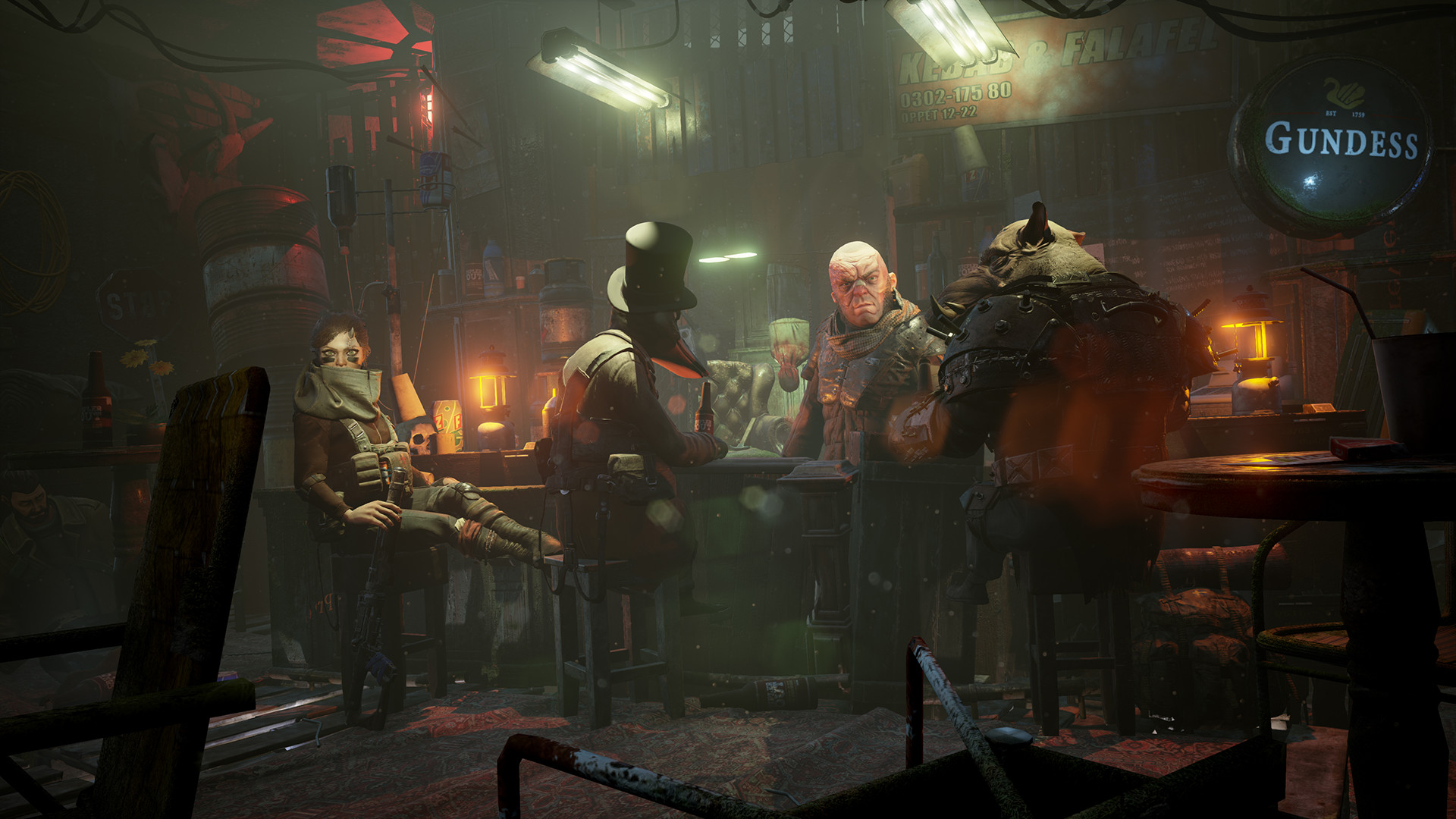 Mutant Year Zero: Road to Eden | GLOBAL / STEAM