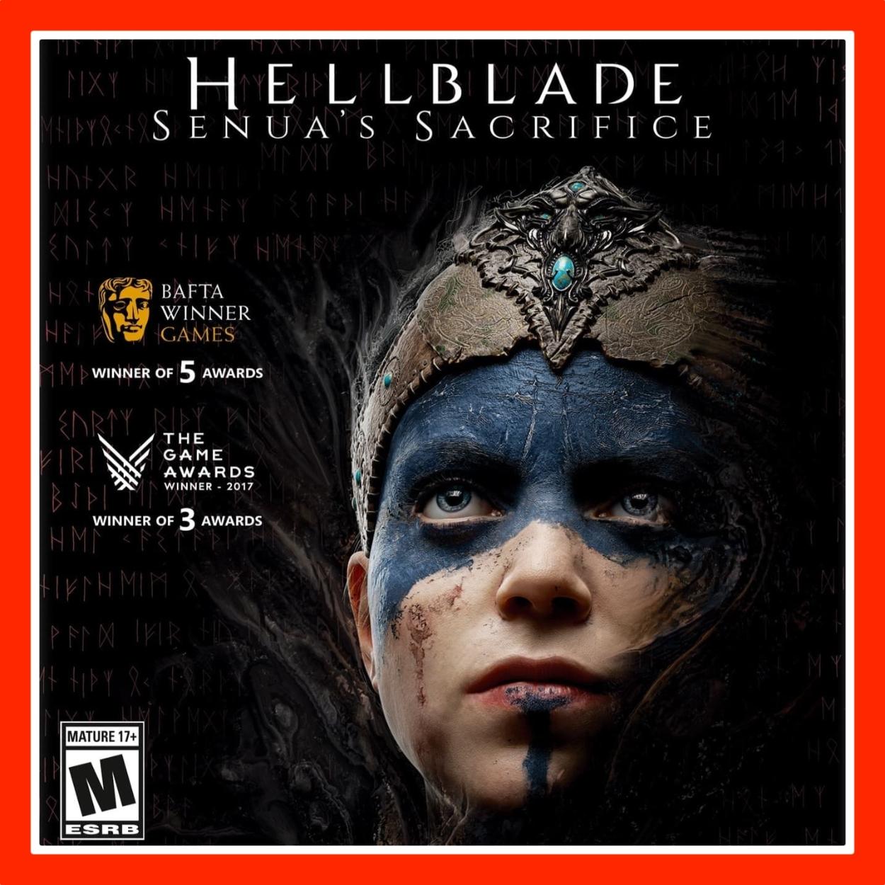 Hellblade: Senua's Sacrifice ( GLOBAL / STEAM KEY ) ✅