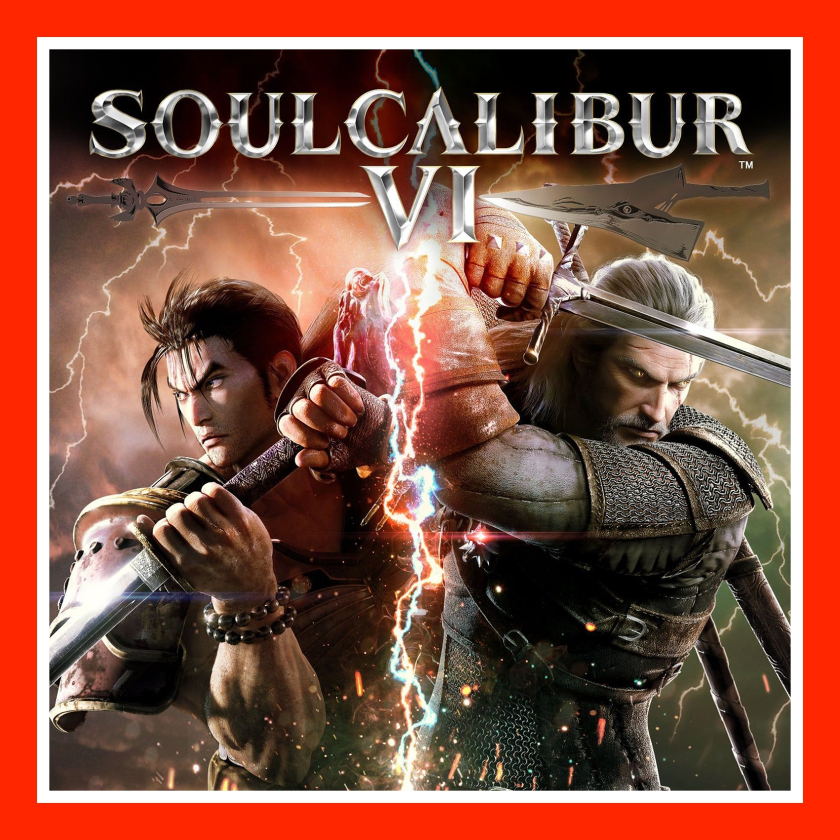 SOULCALIBUR 6 VI ( ROW / STEAM KEY ) ✅