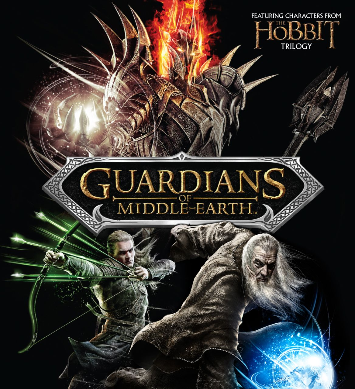Guardians of Middle Earth + DLC GLOBAL STEAM KEY &#9989