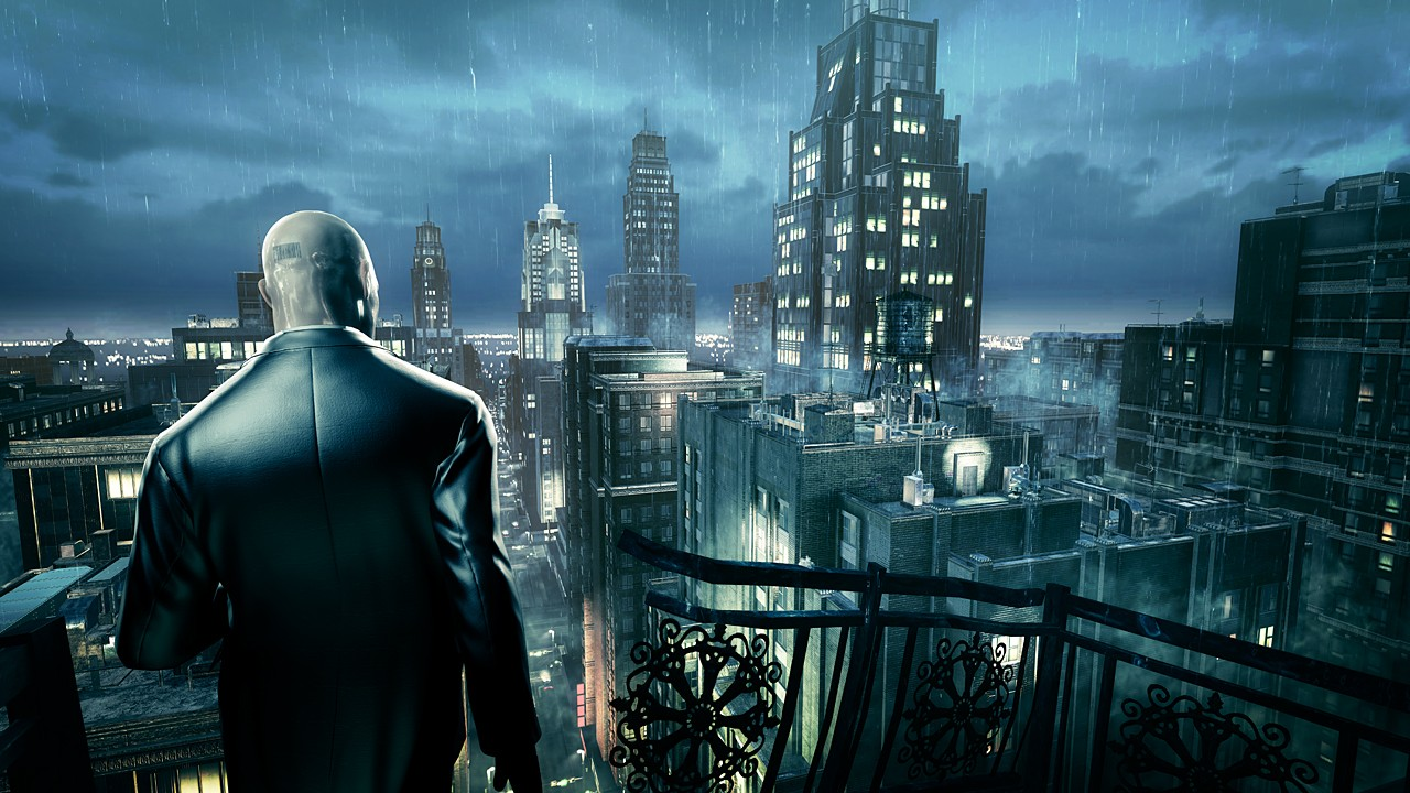 Hitman: Absolution (STEAM KEY / REGION FREE)