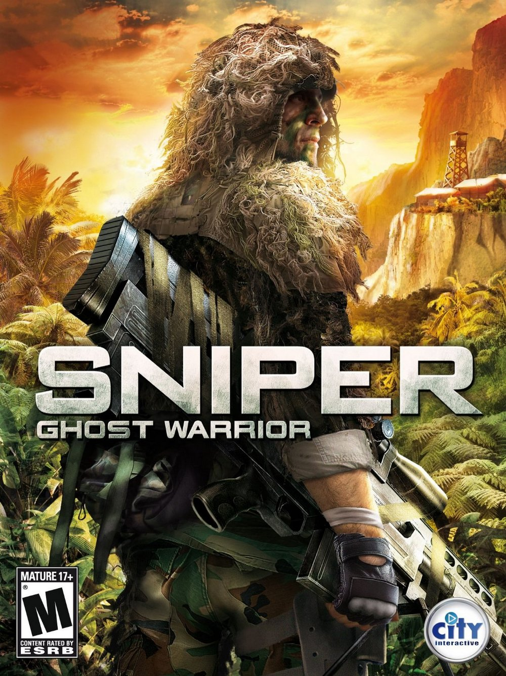 Sniper Ghost Warrior + DLC | STEAM KEY / REGION FREE