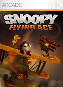 Xbox Live Arcade: Snoopy Flying Ace