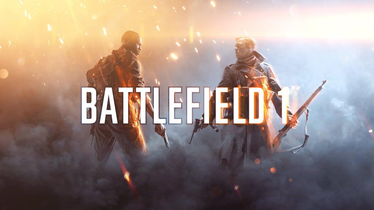 Купить Battlefield 1 + почта (смена всех данных)