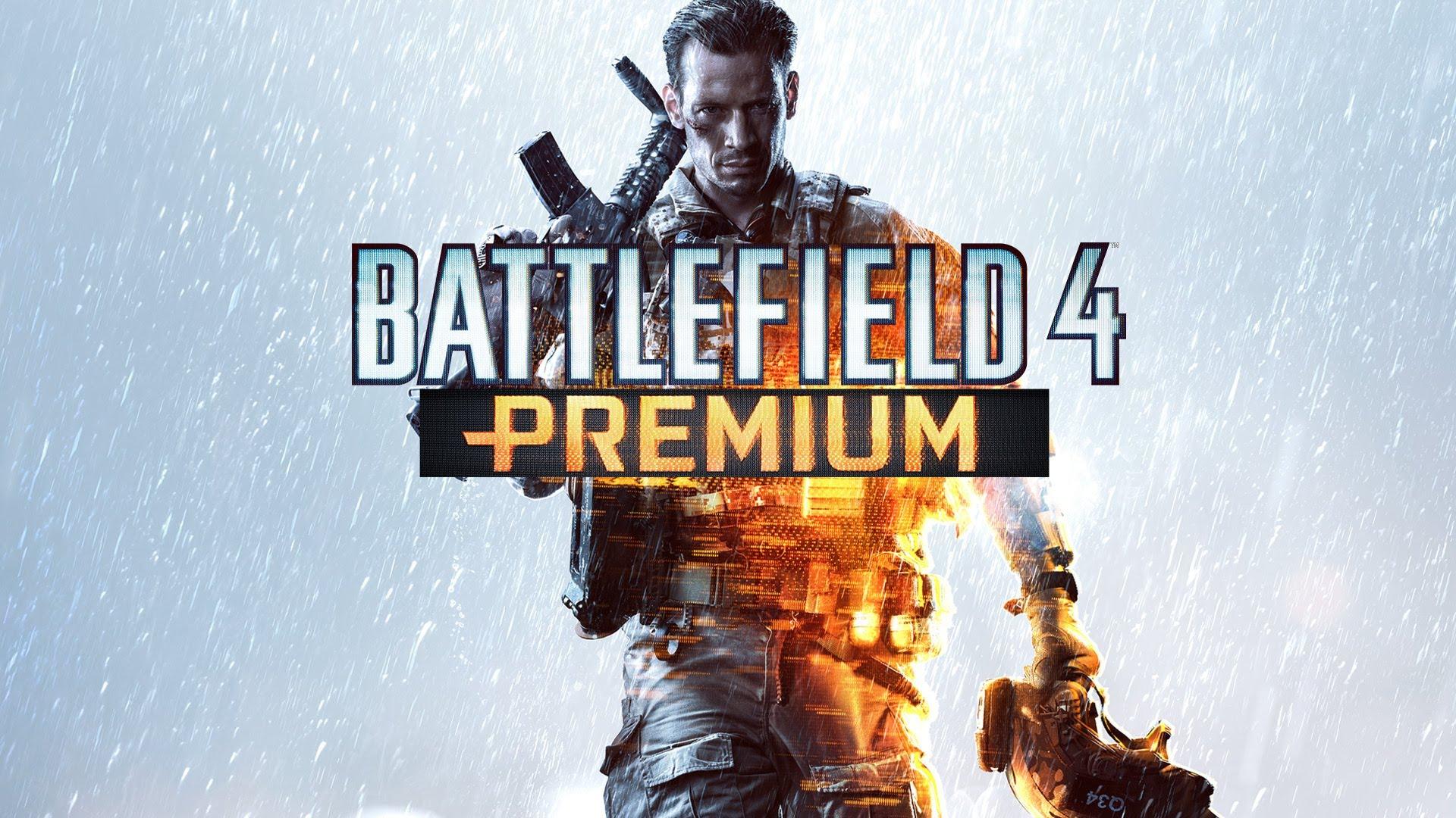 Купить Battlefield 4 Premium + почта (смена всех данных)