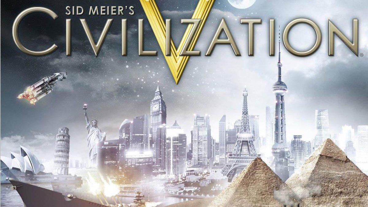 Sid Meier's Civilization V Steam аккаунт + подарок