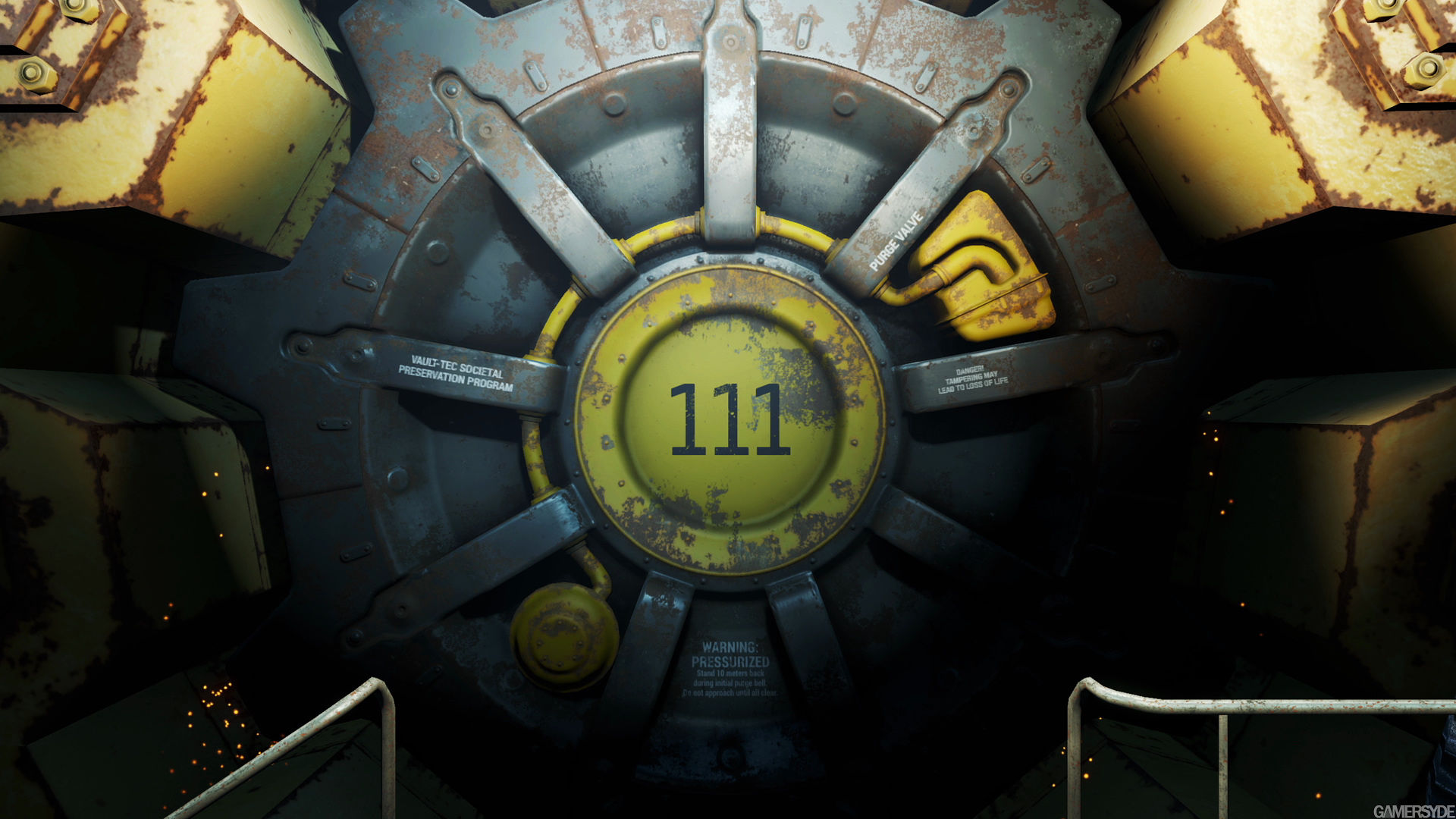 Fallout 4 (Steam KEY\RU\CIS) + Gift