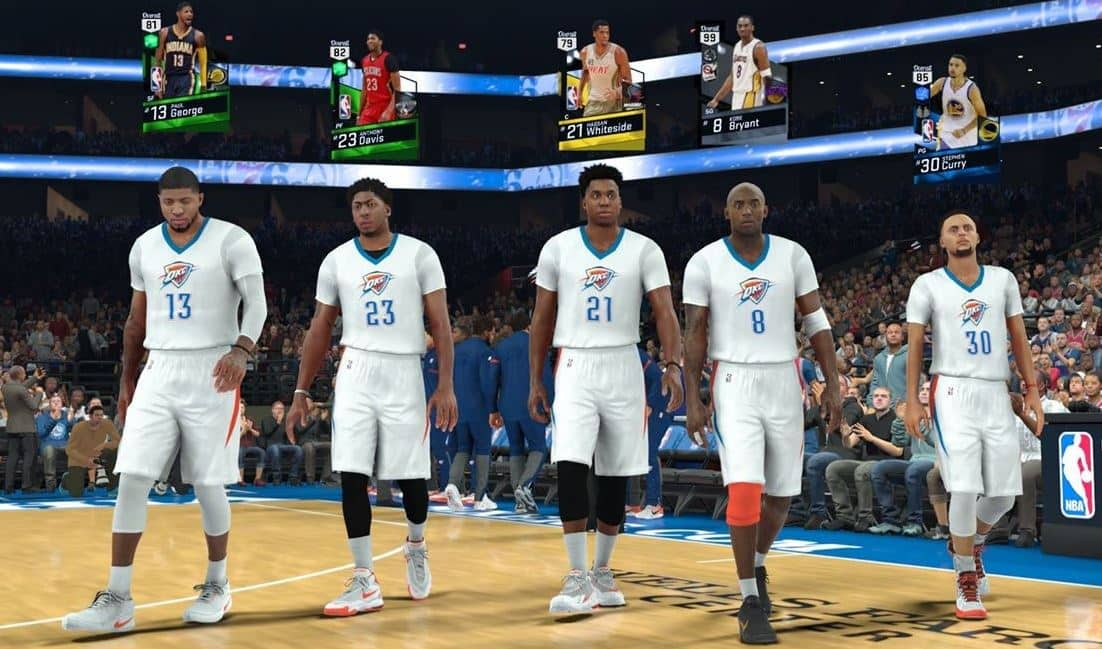 NBA 2K17 (Steam Key \ Region Free) + GIFT