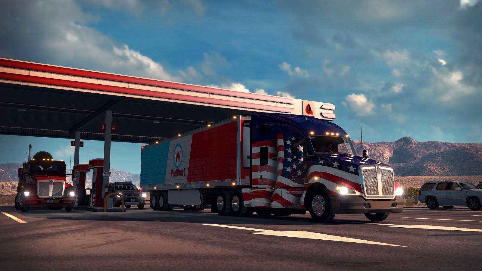 american truck simulator download for ipad