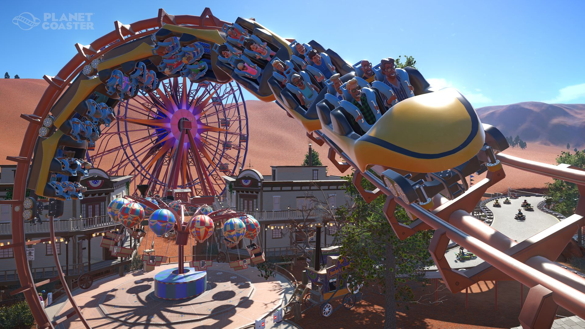 planet coaster full free download