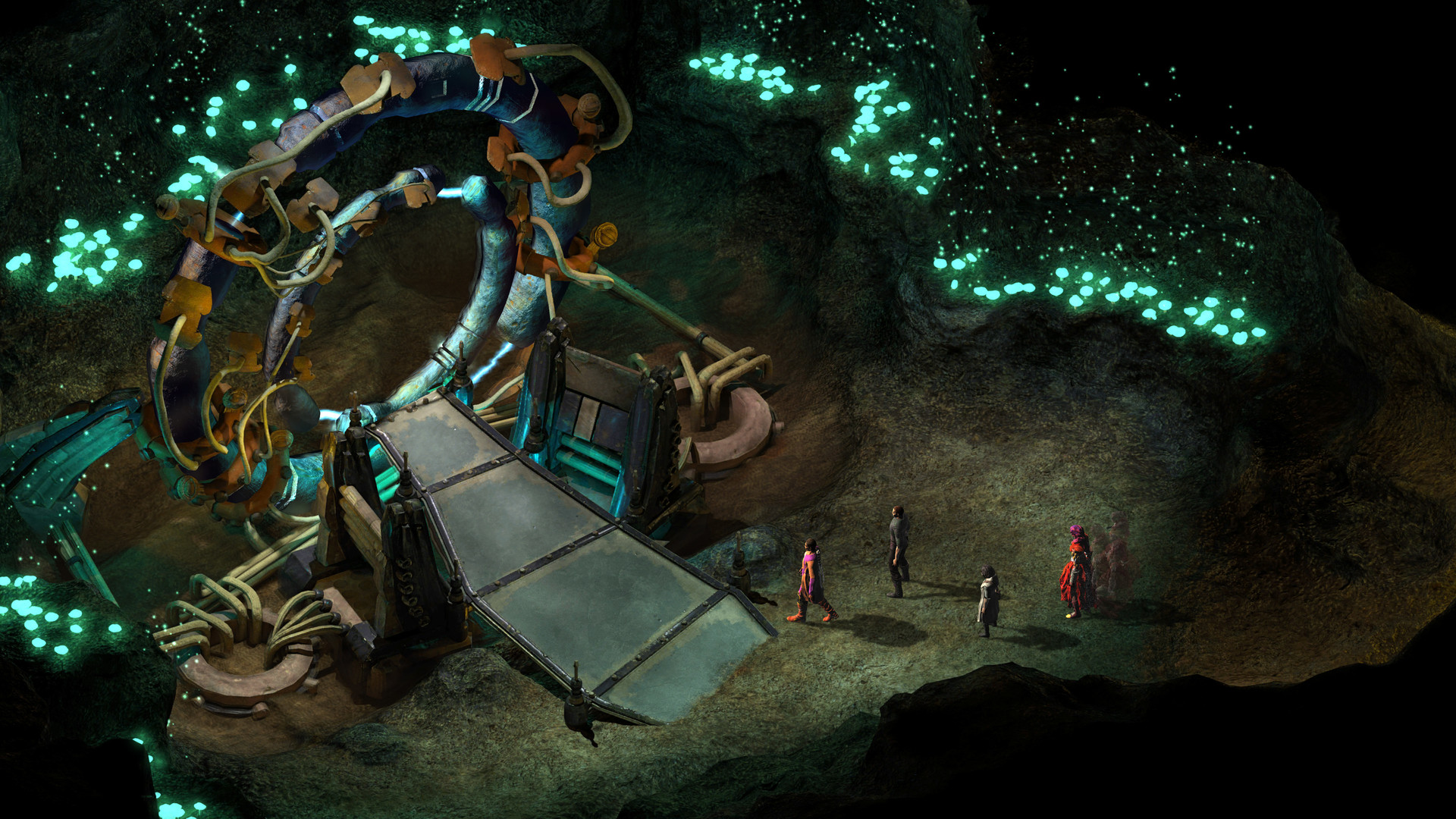 Torment: Tides of Numenera (Steam Key RU / CIS)