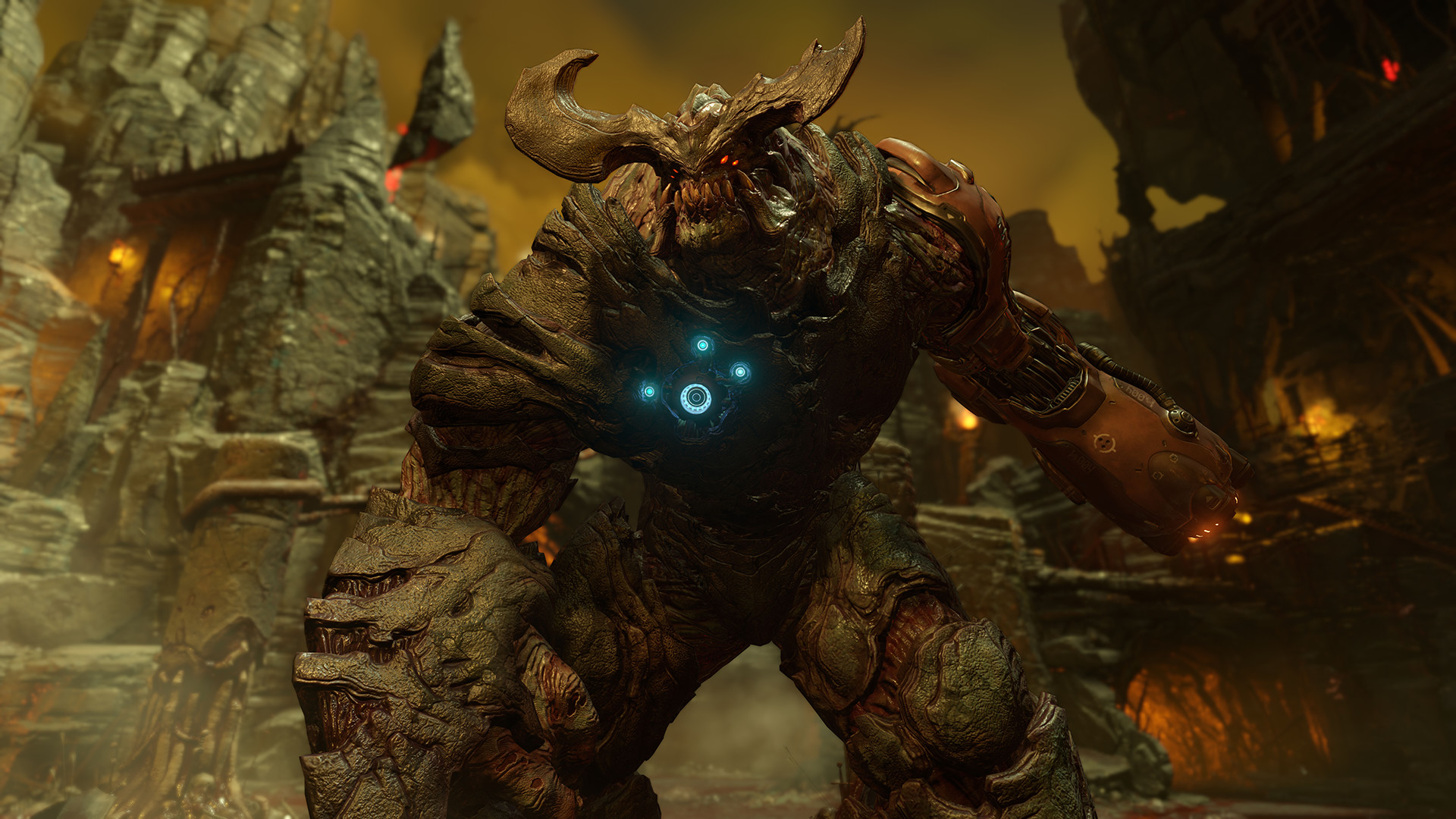 DOOM 2016 (STEAM KEY / RU / CIS) + GIFT