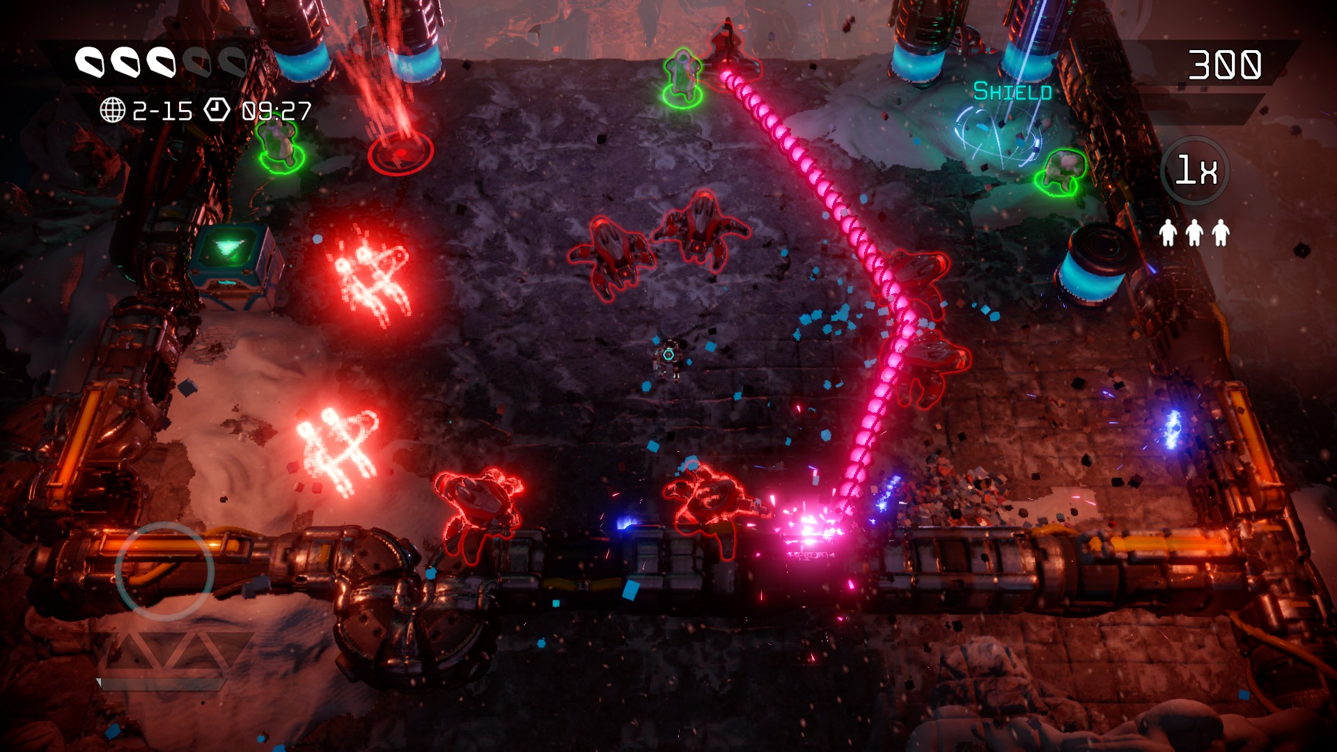 Nex Machina ( Steam \ RegionFree \ Key ) + GIFT