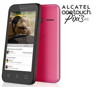 Beeline OT-5017X Alcatel One Touch PIXI 3 unlock