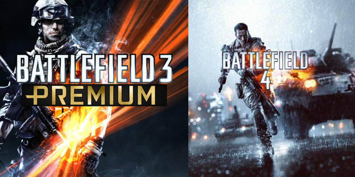 Купить Battlefield 4  + Battlefield 3 Premium + Подарки