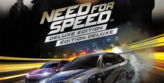 Скриншот  3 - Need for Speed Deluxe Edition(2016)+ Подарки + Гарантия