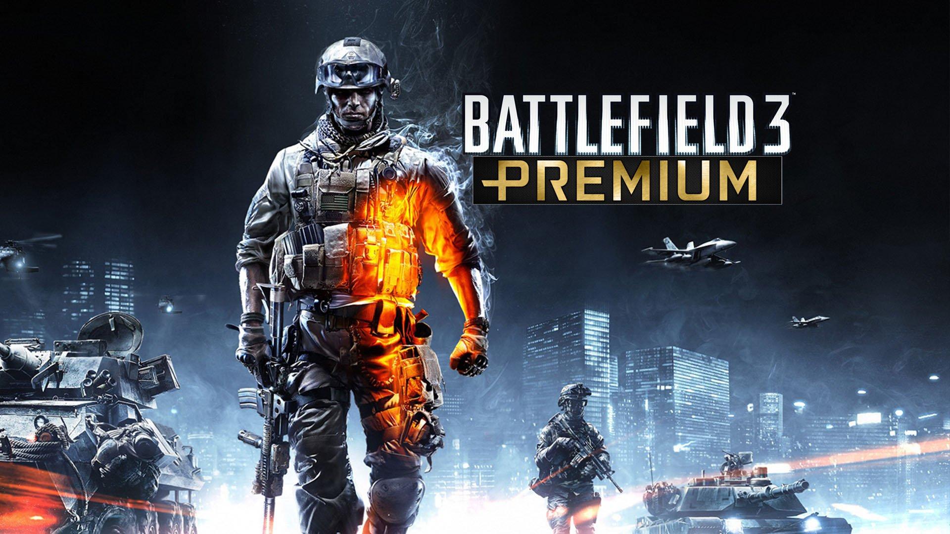 Фотография battlefield 3 premium + подарки + гарантия
