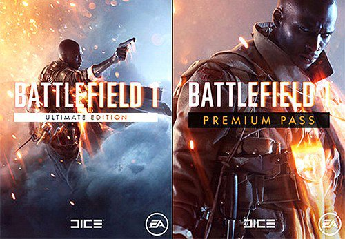 Купить Battlefield 1 Ultimate Edition ( Premuim ) + Подарки