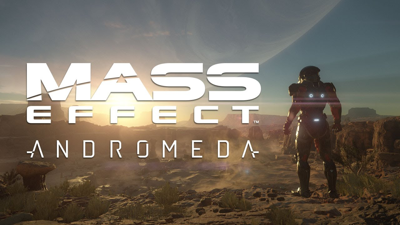 Купить Mass Effect: Andromeda + Подарки