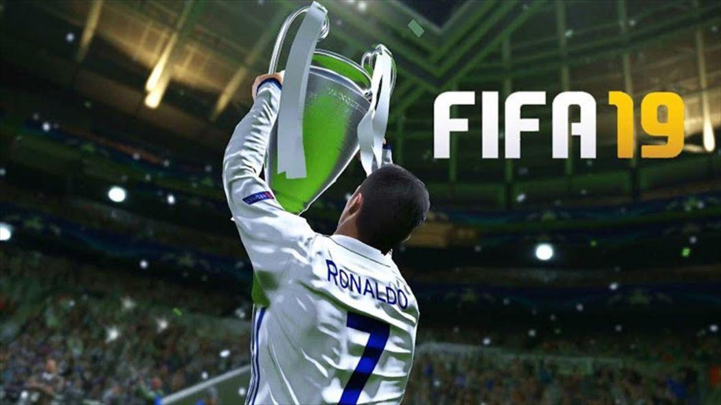 Скриншот  2 - Fifa 19 Ultimate/Champions/Standard edition + Гарантия