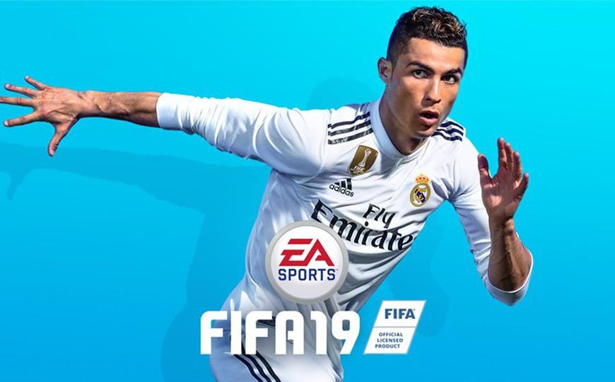 Скриншот  1 - Fifa 19 Ultimate/Champions/Standard edition + Гарантия