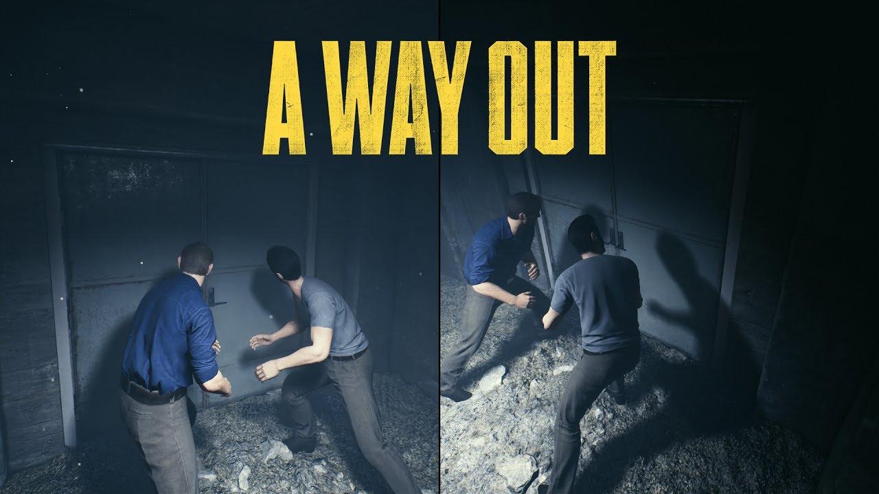 Скриншот  6 - A Way Out + Подарки + Гарантия
