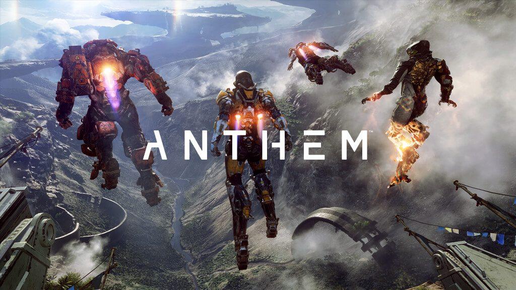 Скриншот  6 - Anthem Legion of Dawn Edition + Подарки + Гарантия