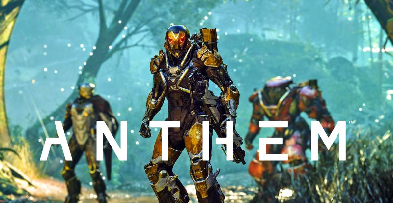 Скриншот  1 - Anthem Legion of Dawn Edition + Подарки + Гарантия