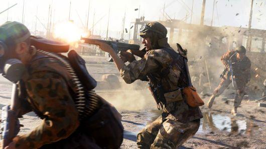 Скриншот  6 - Battlefield 5+FirestormDeluxe/Standard edition+Гарантия