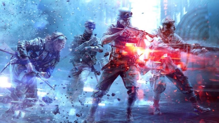 Скриншот  4 - Battlefield 5+FirestormDeluxe/Standard edition+Гарантия
