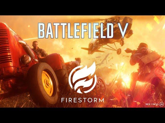 Скриншот  1 - Battlefield 5+FirestormDeluxe/Standard edition+Гарантия
