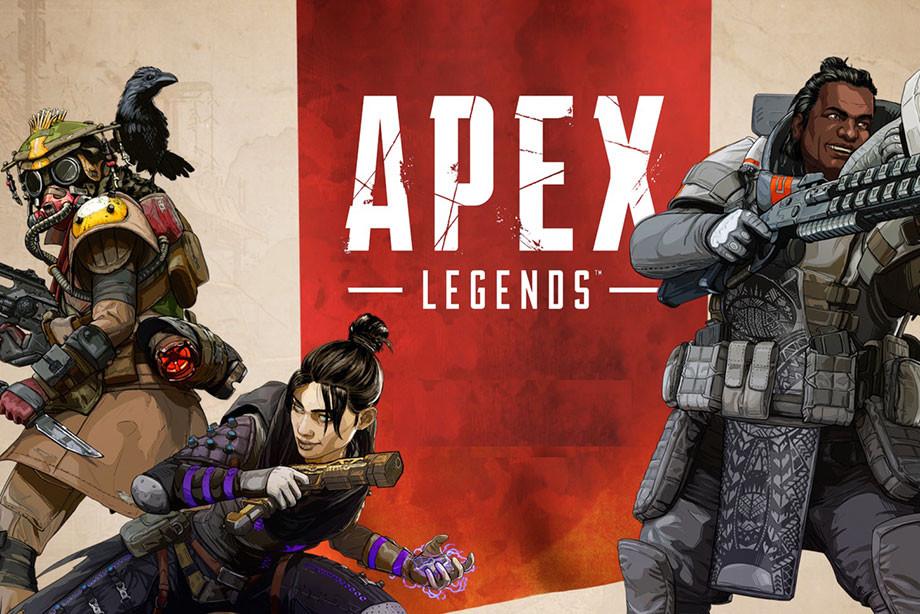 Скриншот  4 - Apex Legends Random много с Apex Coins от 1 -150 Level