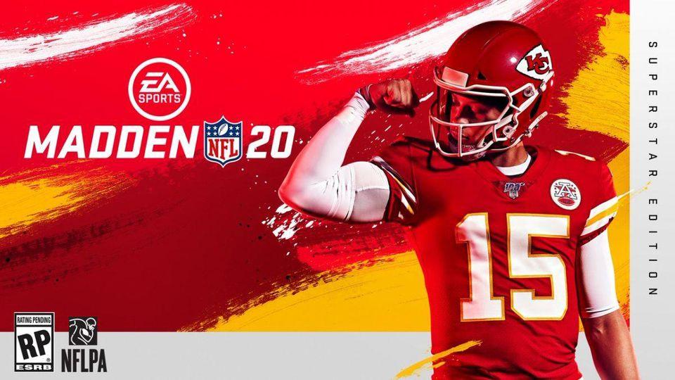 Скриншот  2 - Madden NFL 20 Ultimate Superstar Edition + Подарки