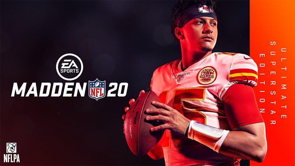 Скриншот  1 - Madden NFL 20 Ultimate Superstar Edition + Подарки