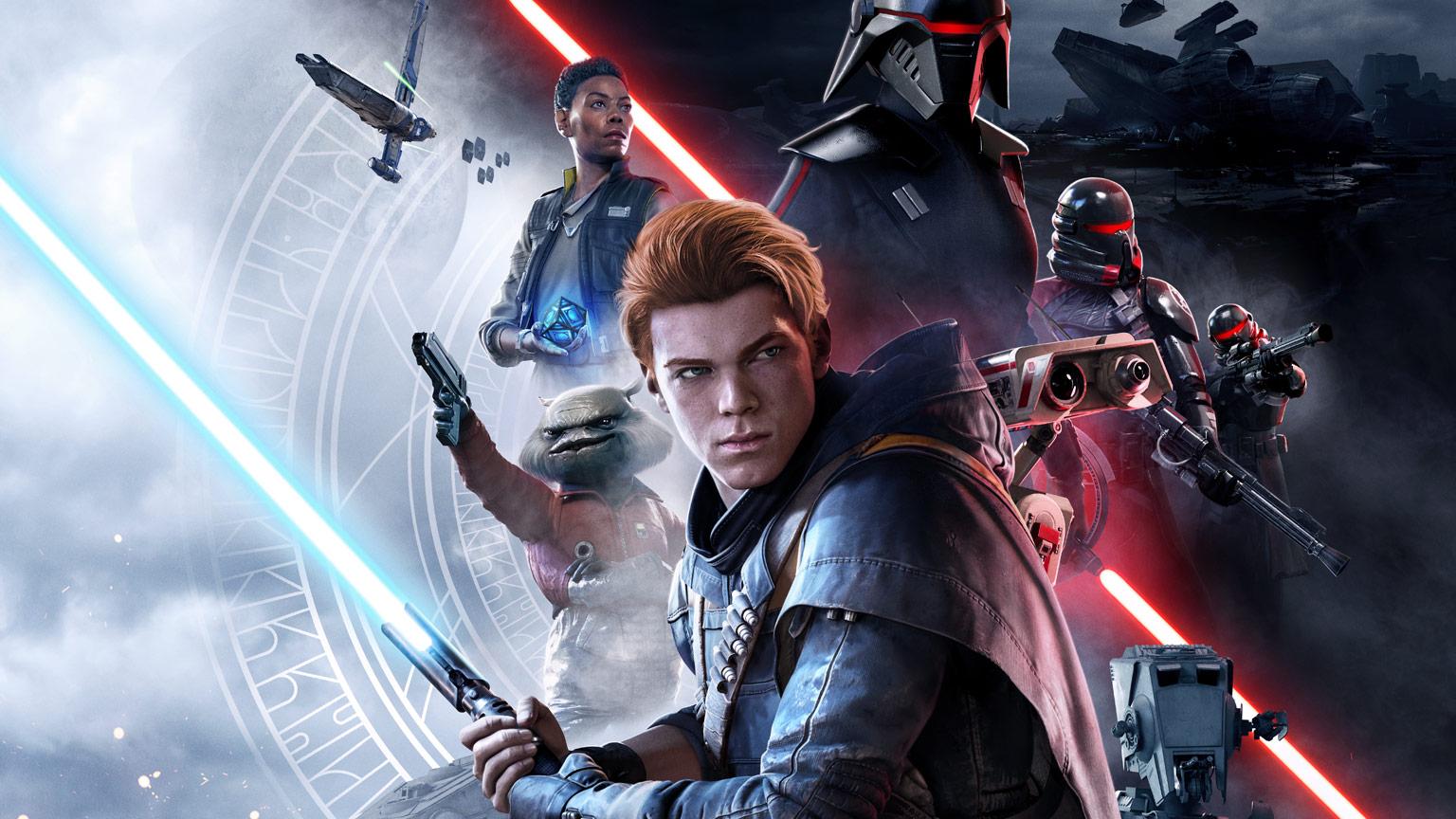 Скриншот  2 - Star Wars: Jedi Fallen Order Deluxe/Standard + Подарки