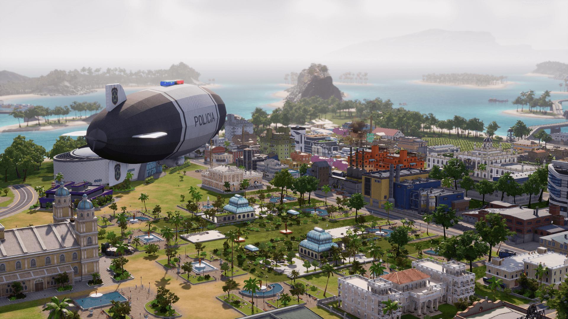 Скриншот  2 - Tropico 6 + Подарки