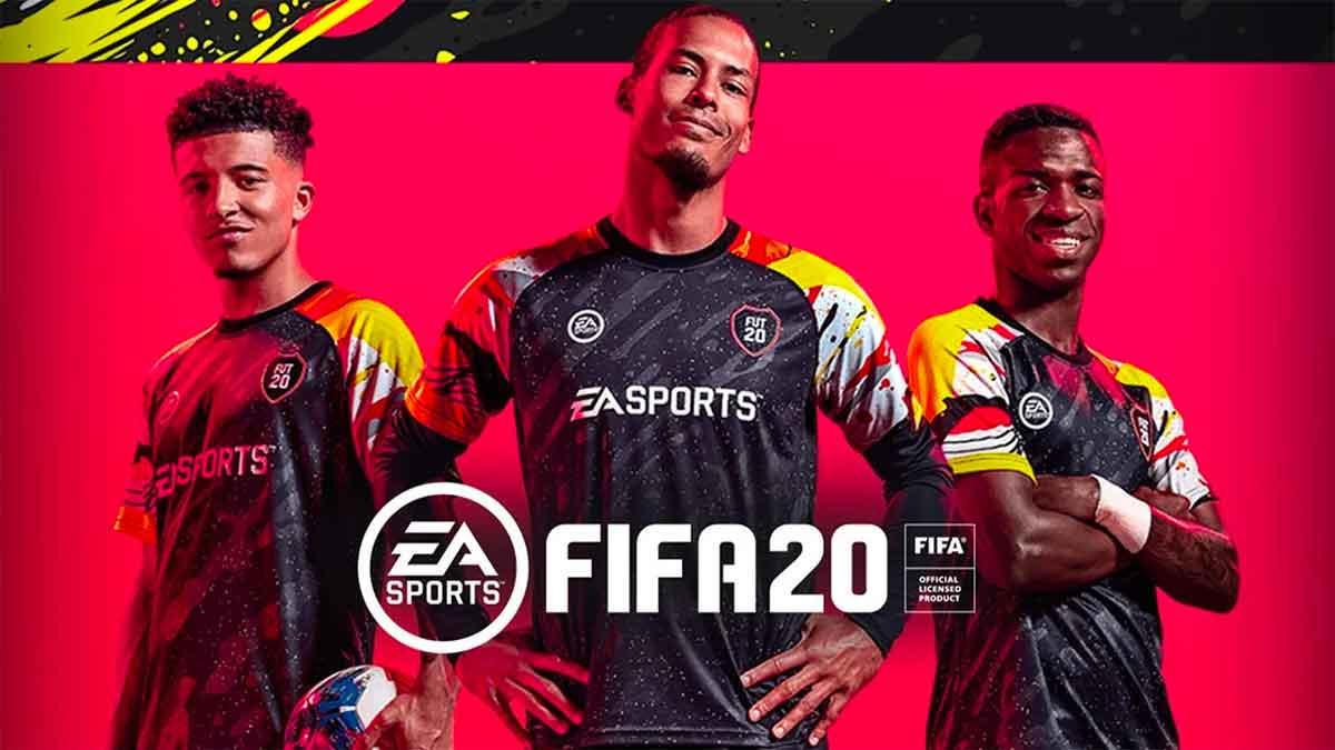 Скриншот  4 - Fifa 20 Ultimate/Champions/Standard edition + Подарки