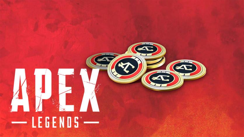 Скриншот  2 - Apex Legends Random много с Apex Coins от 1 -150 Level