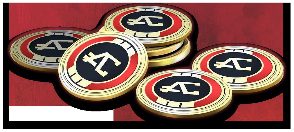 Скриншот  1 - Apex Legends Random много с Apex Coins от 1 -150 Level
