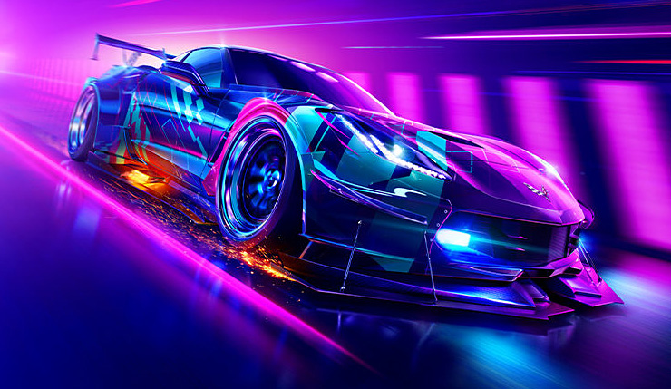 Скриншот  2 - Need For Speed Heat Deluxe/standard edition + Подарки
