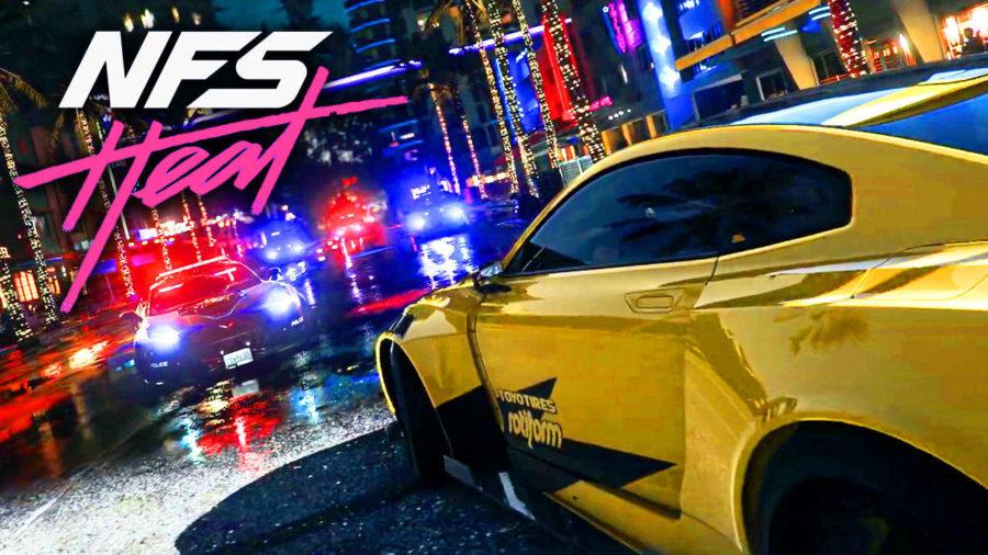 Скриншот  4 - Need For Speed Heat Deluxe/standard edition + Подарки
