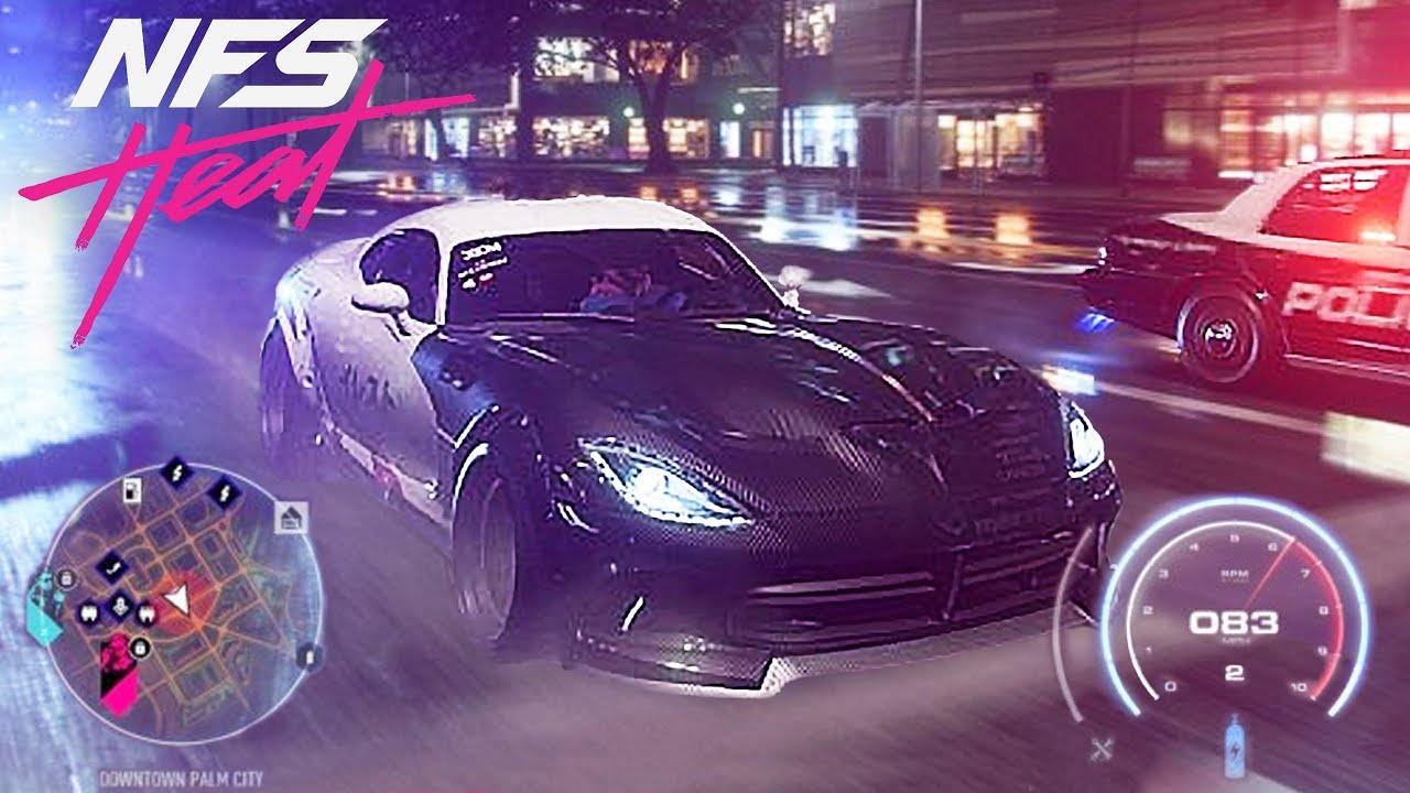 Скриншот  3 - Need For Speed Heat Deluxe/standard edition + Подарки