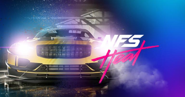Скриншот  2 - Need For Speed Heat Deluxe edition + Подарки