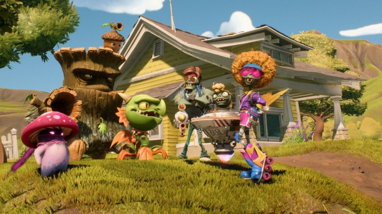 Скриншот  6 - Plants vs. Zombies: Battle for Neighborville + Подарки